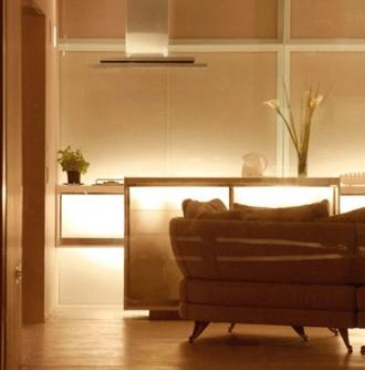 'Borrowed Light', House 1A, London
